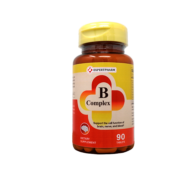 Vitamin B Complex - Support immune, endocrine and neural functions