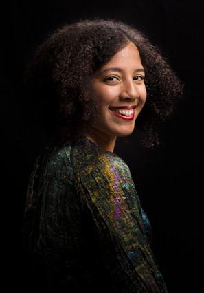 Sara Johnson Huidobro by Ghazaleh Ghazanfari