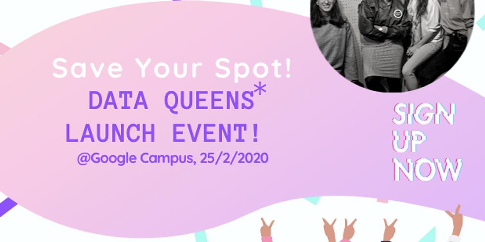 Data Queens - Launch Event