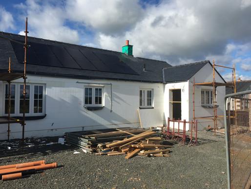 New ICF Dwelling, Dumfriesshire