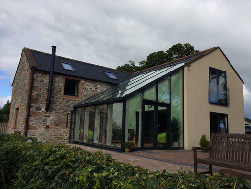 Barn Conversion, Dumfriesshire