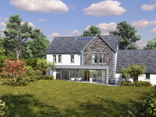 New Dwelling in Wetheral submitted for Planning Permission
