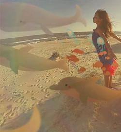 Bella and Me Magic on the Beach