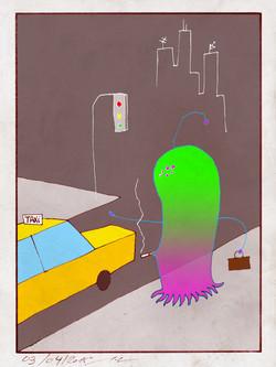 New York aliens