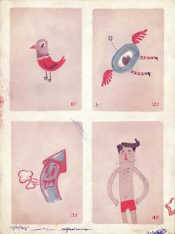 Good old doodles