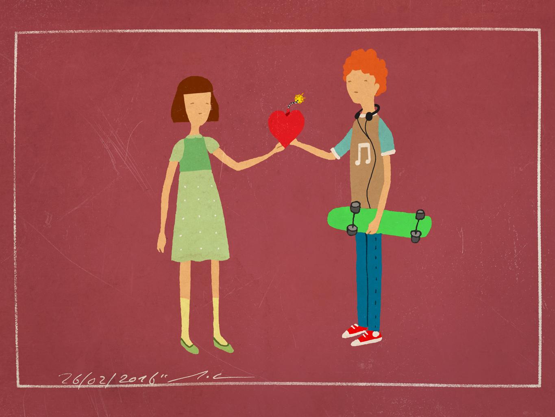 Various conceptual illustrations
