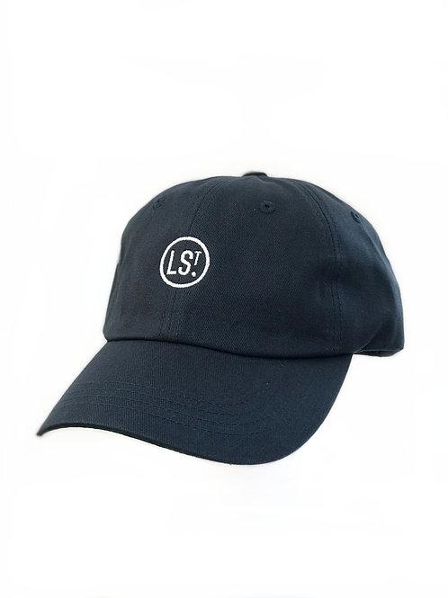 Navy Lusso Cap