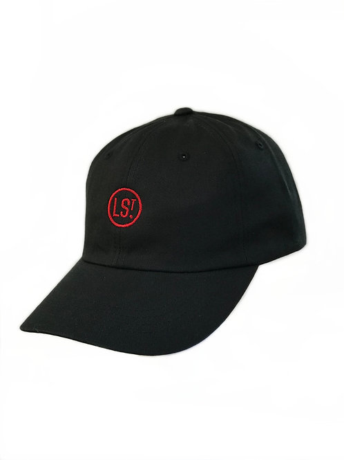 Black Lusso Cap