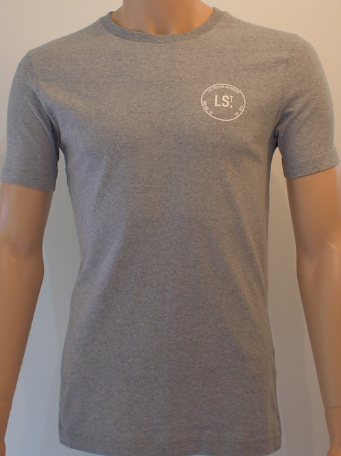Grey Lusso Established Tee