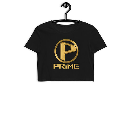 PRiME Logo Crop Top