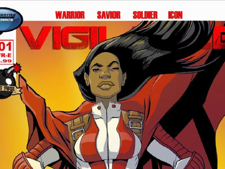 Indie Comic Review: Vigilance #1
