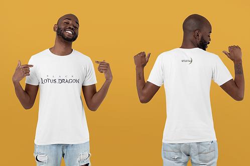 Black Lotus Dragon Logo Tee
