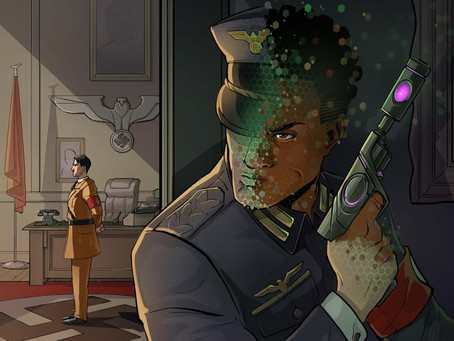 Indie Comic Review: Ret:Con #1