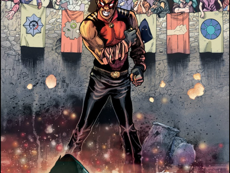 Indie Comic Review: Hellfighter Quinn #1