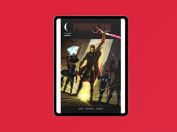 Frontline Soldiers #2 (Digital)