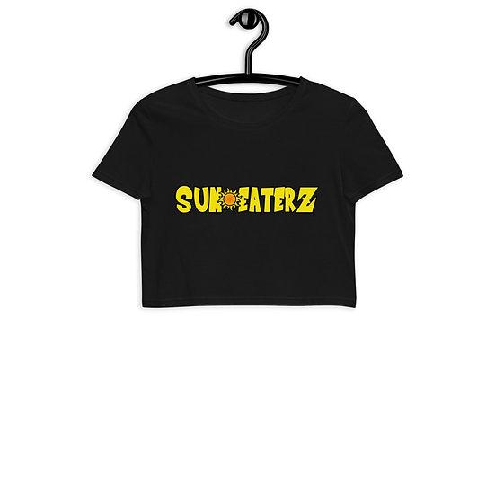 Sun Eaterz Logo Crop Top