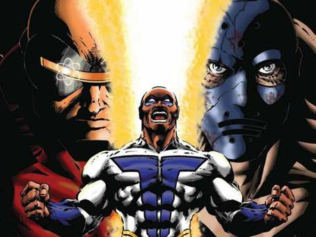 Indie Comic Review: Titan #2