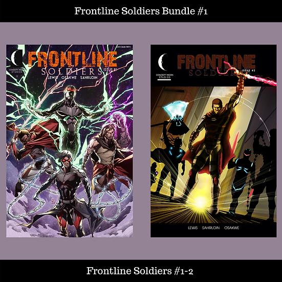 Frontline Soldiers #1-2 Bundle