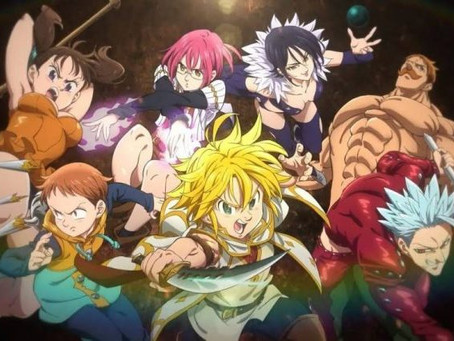 Seven Deadly Sins..An Anime Review
