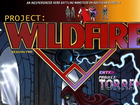 Indie Comic Review: Project: Wildfire