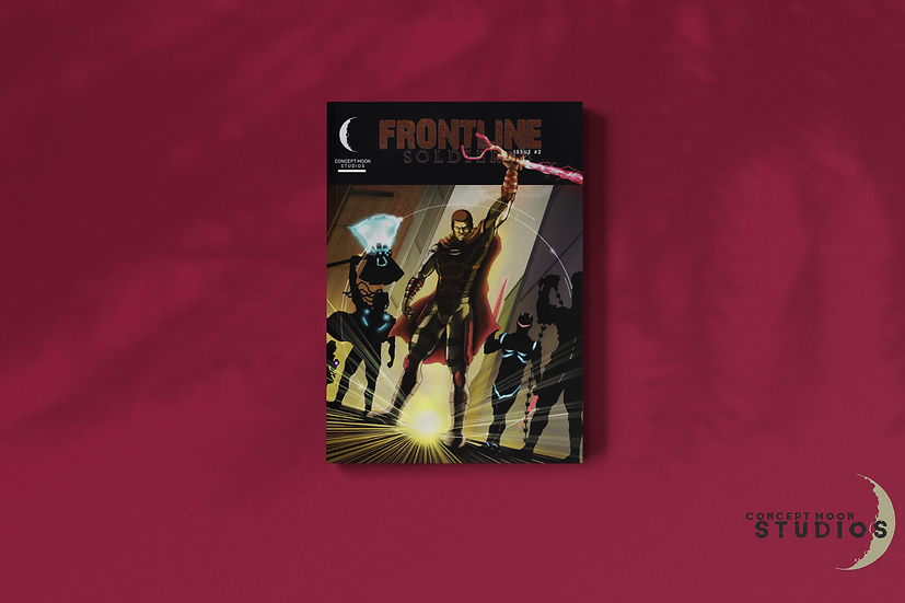 Frontline Soldiers #2 (Physical)