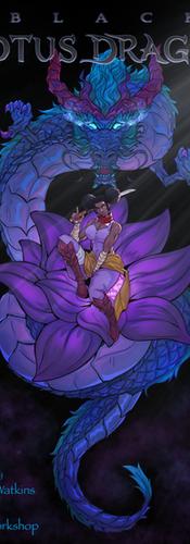 Black Lotus Dragon #1