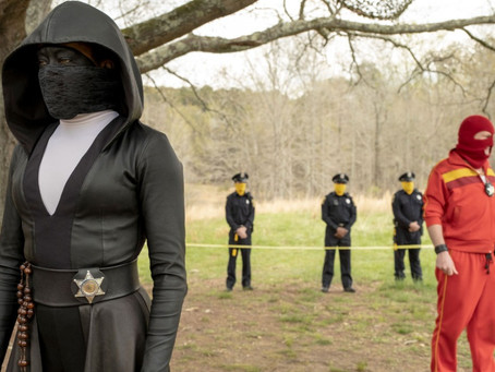 Series Review: The Watchmen Ep. 2