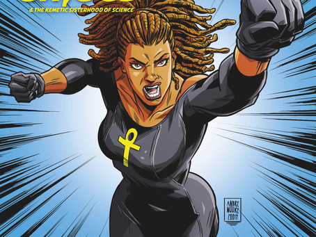 Indie Comic Review: Nia Griggs #0