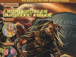 Indie Comic Review: Horror Streetz #2
