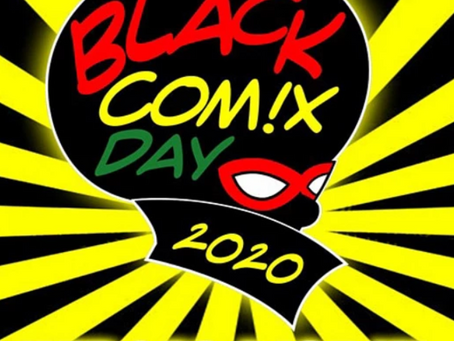 Black Comix Day: A Look Back