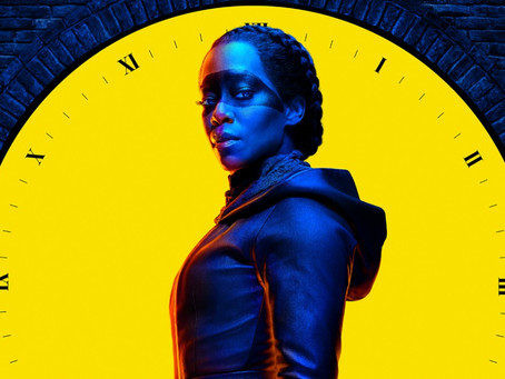 Series Review: The Watchmen Ep. 1