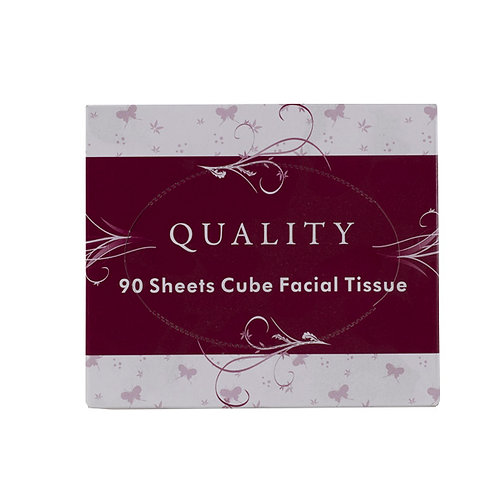Cube Tissues 90 sheets