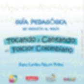guía pedagógica, música colombiana, guía violín, métdo de violín