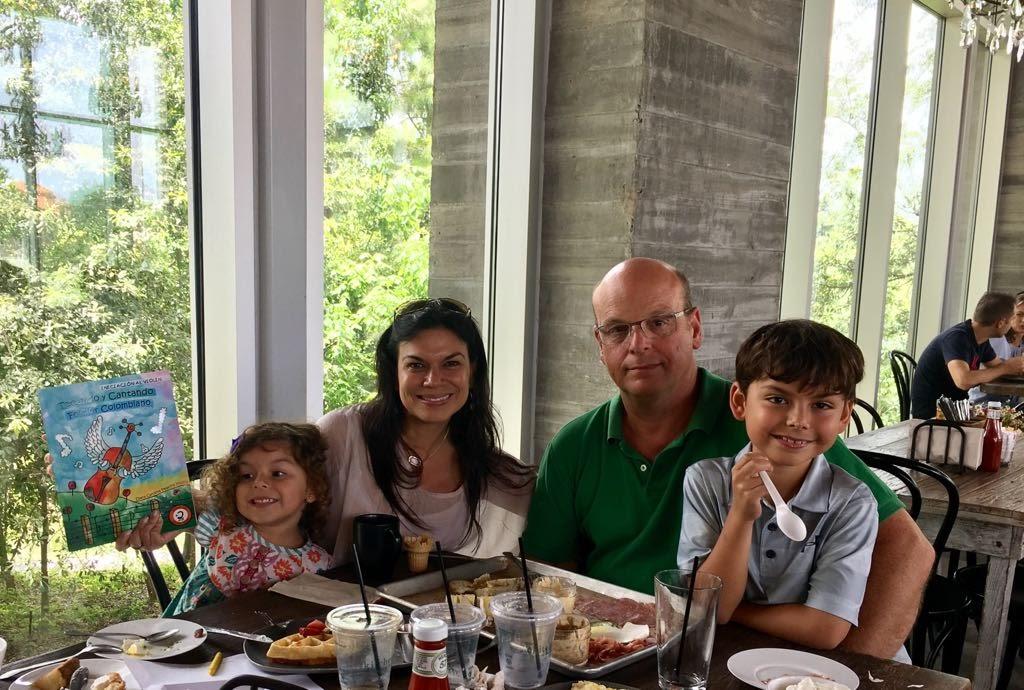 Familia feliz :)