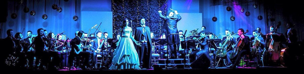 Karolina palacios, sinfónica de bolívar, fantasma de la ópera, phantom of the opera, colombian singer