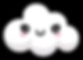 Kuu Kuu Harajuku Kawaii Cloud Emoji