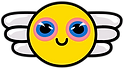 Kuu Kuu Harajuku Kawaii Make-Up Compact Emoji