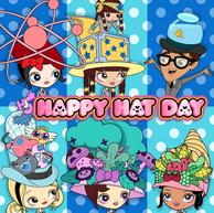 Happy Hat Day