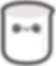 Kuu Kuu Harajuku Kawaii Beaker Emoji