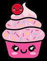 Kuu Kuu Harajuku Kawaii Cupcake Emoji