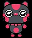 Kuu Kuu Harajuku Kawaii Kitten Bots Emoji