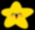 Kuu Kuu Harajuku Kawaii Star Emoji