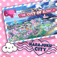 Harajuku City