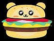 Kuu Kuu Harajuku Kawaii Burger Emoji