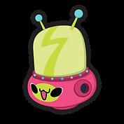 Kuu Kuu Harajuku Kawaii UFO Emoji