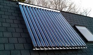 YouGen information resource on Solar Heat
