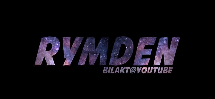 RYMDEN STICKER - STOR