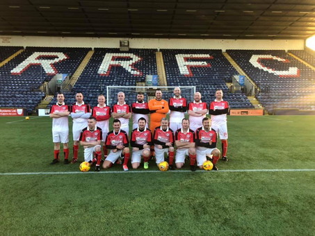Raith vs Falkirk