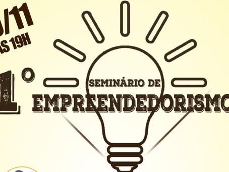 ACIIM realiza 1º Seminário de Empreendedorismo