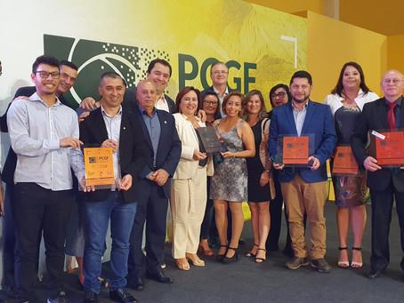 ACIIM recebe pelo segundo ano consecutivo premiação no PCGF.